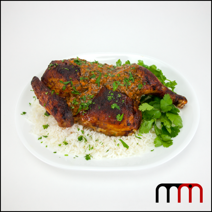 118 Mozambique - Piri-Piri Chicken