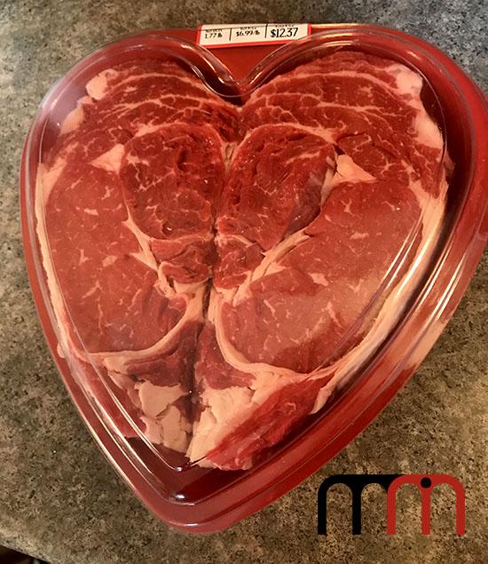 Heart Steaks